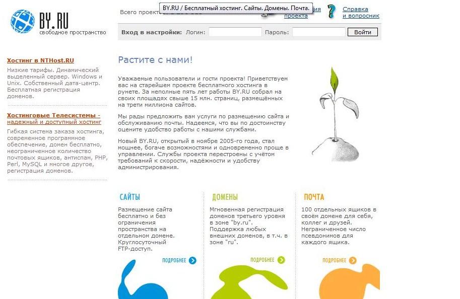 Как сделать домен второго уровня на своем сайте лидеры хостинга в россии