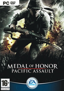 Medal of Honor: Pacific Assault ScreenShots