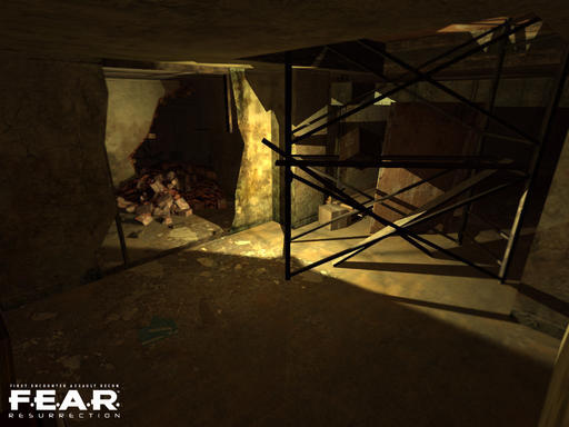 F.E.A.R. - Свежие скриншоты к FEAR Resurrection