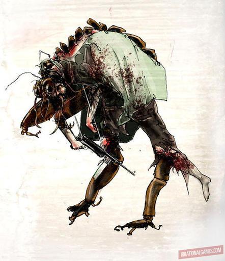 BioShock - Биошок, которого никогда не было[перевод]