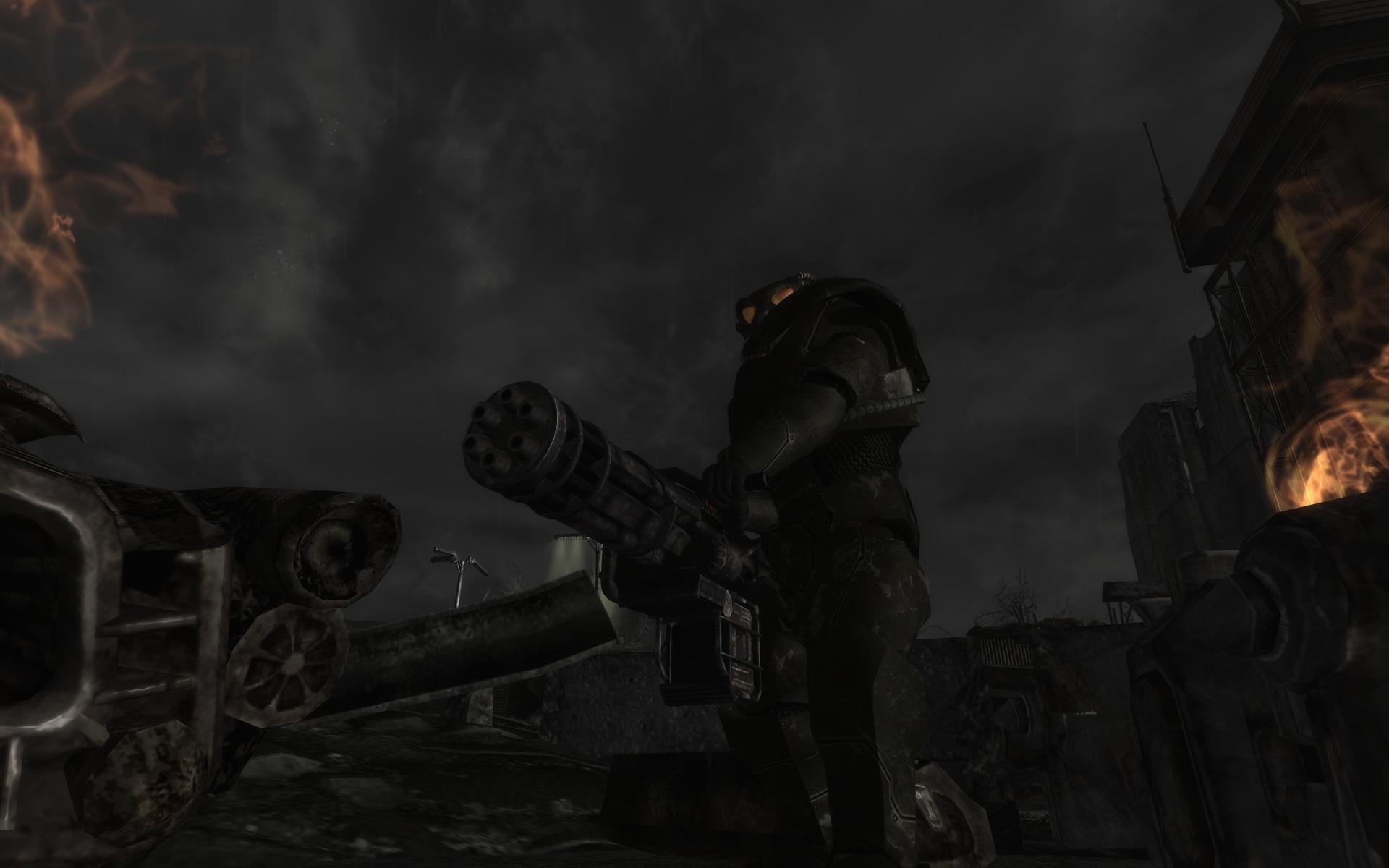 Fallout 3 сборка скачать