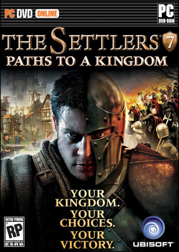 Settlers 7: Paths to a Kingdom, The - Settlers 7 - Demo (2.5 ГБ)