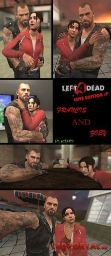 Left 4 Dead 2 - Сrazy about