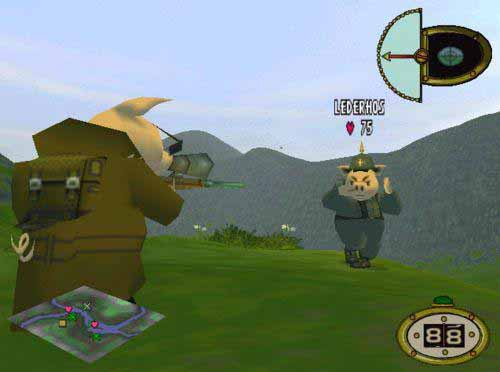 игру Hogs Of War скачать - фото 10