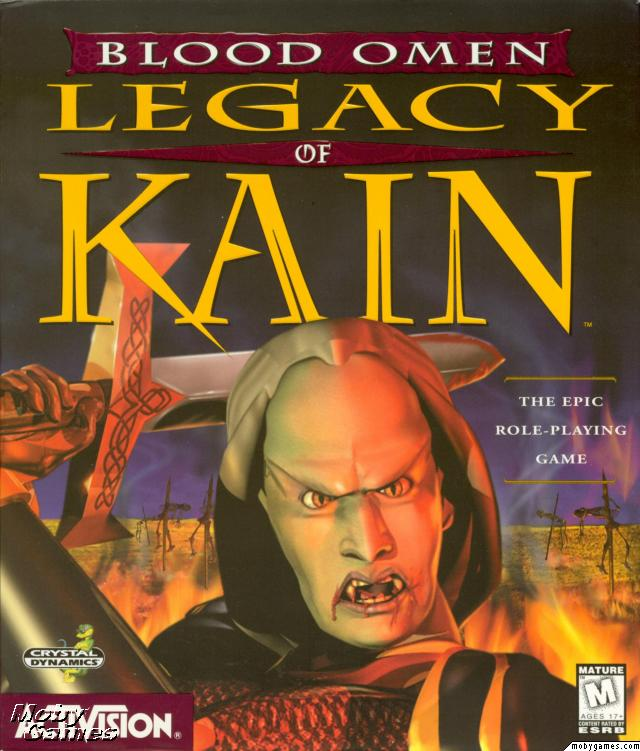 скачать игру Blood Omen Legacy Of Kain - фото 10