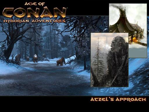 Age of Conan: Hyborian Adventures - Мартовское письмо от гейм-директора