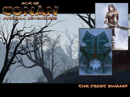 Age of Conan: Hyborian Adventures - Содержание обновления 1.07