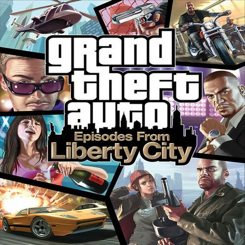 Grand Theft Auto IV: Episodes From Liberty City EFLC Hard road tex m