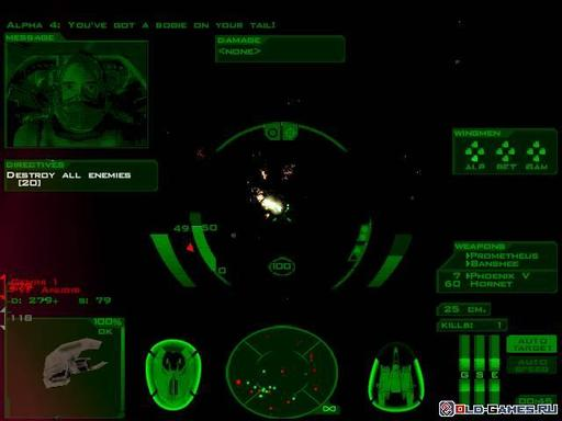 Descent: Freespace - The Great War - Ретро-рецензия игры «Descent Freespace: The Great War» при поддержке Razer