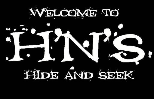 CS 1.6 HnS - Hide and Seek