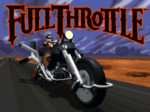 Full Throttle - Full Throttle - ПОЛНЫЙ ГАЗ!!!