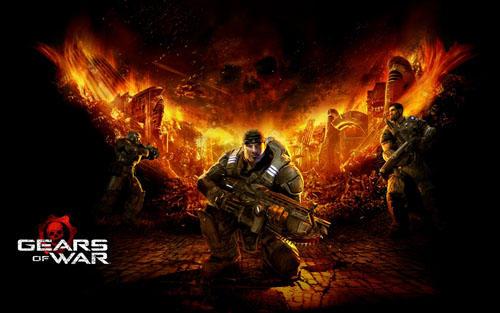 Gears of War 2 - Слух - Первые детали геймплея Gears of War 3