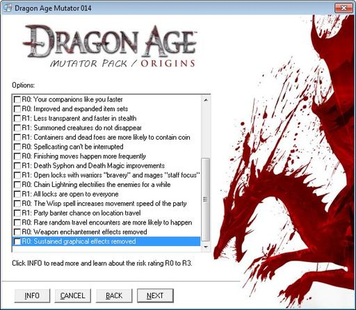 Dragon Age Mutator