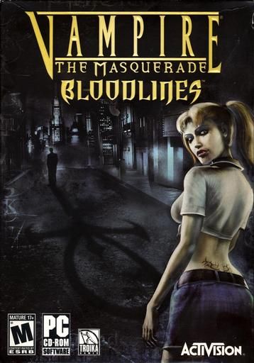 "Vampire: The Masquerade — Bloodlines -  Ретро-рецензия игры ""Vampire: The Masquerade — Bloodlines"" при поддержке Razer"