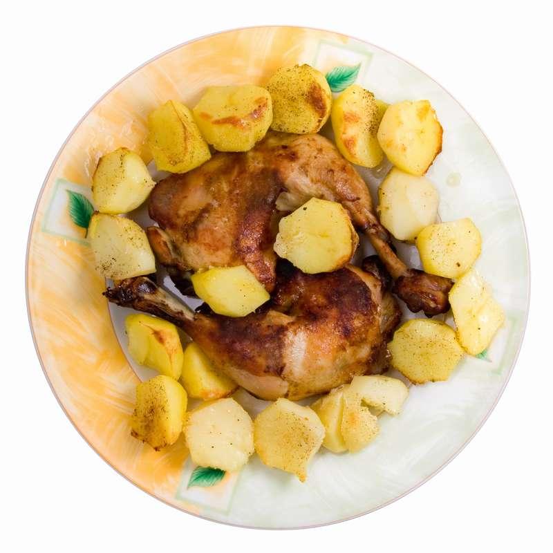 Филе куриное с картошкой в мультиварке рецепты