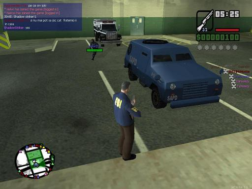 Grand Theft Auto: San Andreas - Grand Theft Auto: San Andreas. Описание игры +MTA