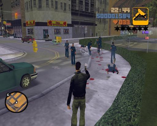 Grand Theft Auto III - Ретро-рецензия на игру «Grand Theft Auto 3» при поддержке Razer
