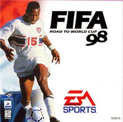 FIFA 98: Road to World Cup 98
