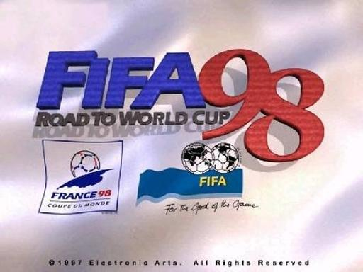 FIFA 98: Road to the World Cup 98 - FIFA 98: Road to World Cup 98