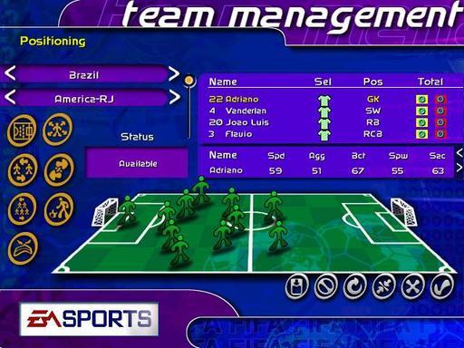 FIFA 98: Road to the World Cup 98 - Подробное описание