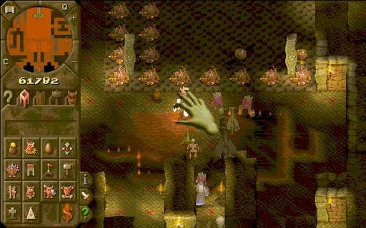 "Dungeon Keeper - «Ретро-рецензия игры ""Dungeon Keeper"" при поддержке Razer»"