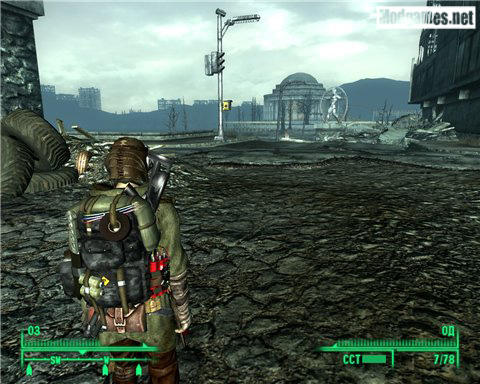 Fallout 3 game mod nmc's texture pack v. 1. 0 download.