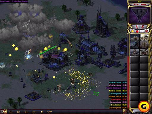 Command & Conquer Red Alert 2: Yuri's Revenge - Описание Red Alert 2: Yuri's Revenge