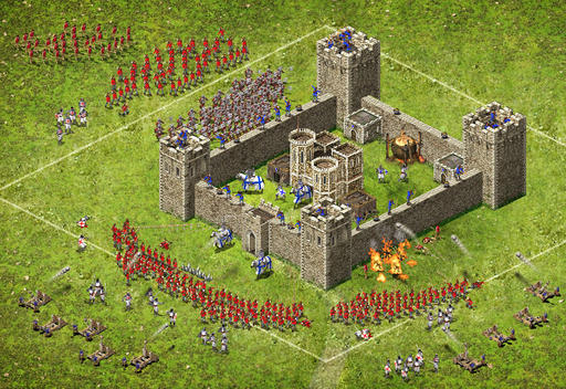 Stronghold Kingdoms - Превью Stronghold: Kingdoms. Специально для Gamer.ru