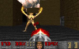 "Doom II - Дамиано Колачито: ""Face of Doom"""