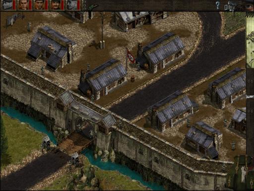 """Commandos: Behind Enemy Lines - Ретро-рецензия игры """"Commandos: Behind Enemy Lines"""" при поддержке Razer."""
