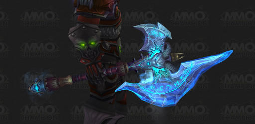World of Warcraft - Получение Темной Скорби (Shadowmourne)