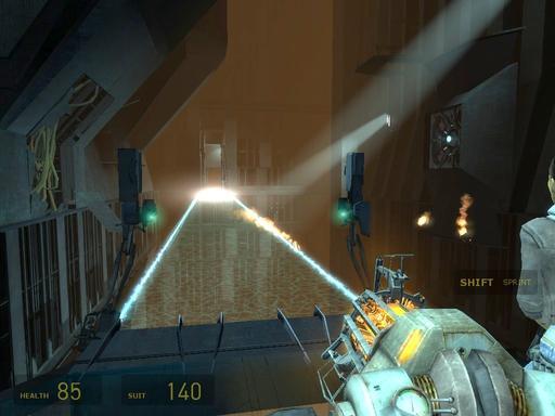 Скриншоты half-life 2 episode two