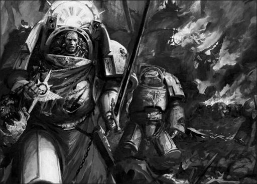 Warhammer 40,000: Dawn of War - Темные Ангелы  (Dark Angels)