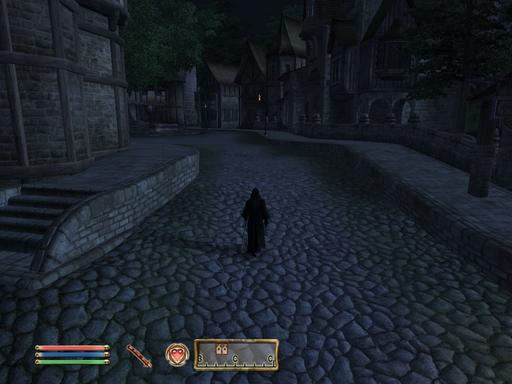 Elder Scrolls IV: Oblivion, The - Старый друг.