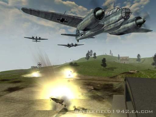 Top 65 игр про вторую мировую войну