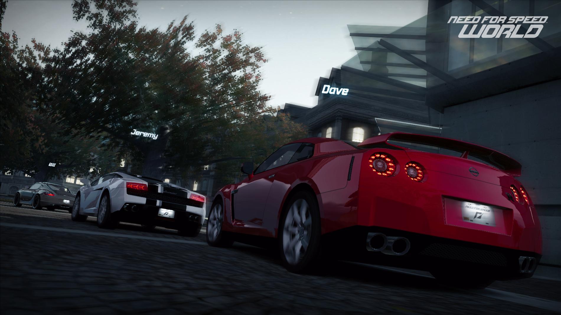Need for Speed World nodvd.