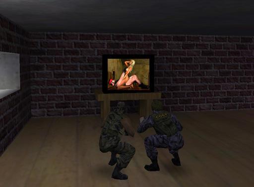 Half-Life: Counter-Strike - Перепись Страйкеров