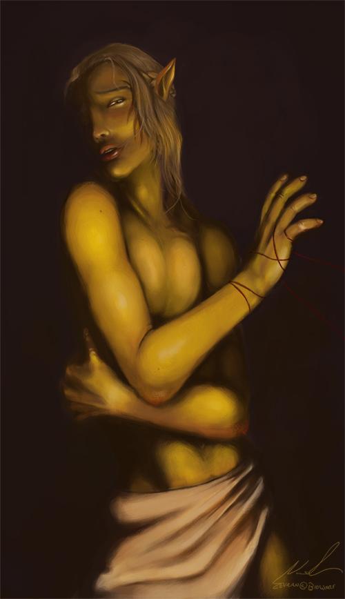 эротический фан арт dragon age-фн2