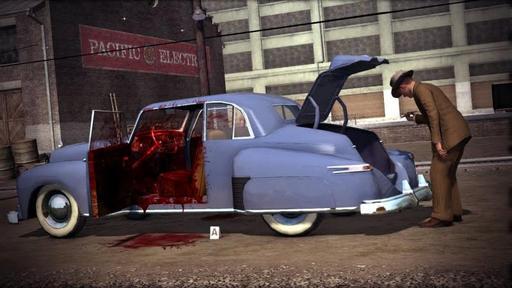Галерея — Прохождения, Обзоры, Видео, Скриншоты — L.A.Noire (L.A. ...