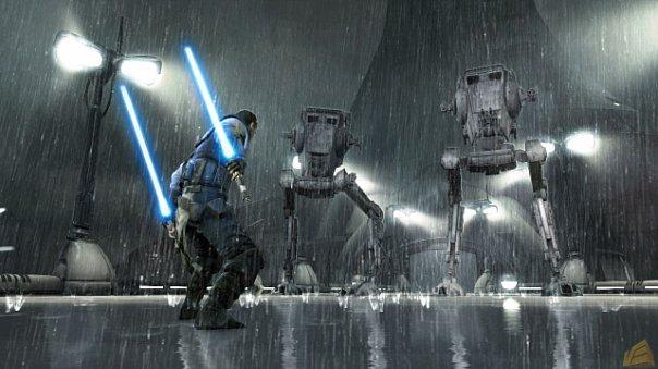 Прохождение Игры Star Wars The Force Unleashed
