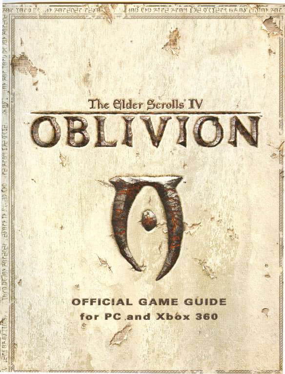 руководство Oblivion - фото 3