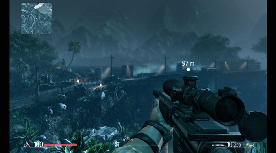 скачать игру снайпер воин призрак через торрент на русском бесплатно