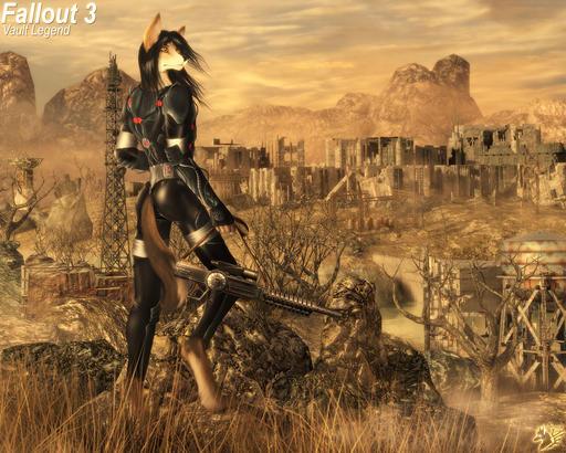 Fallout 3 - Блог Fallout 3. Избранное