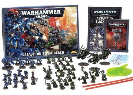 Настольные игры warhammer 40000