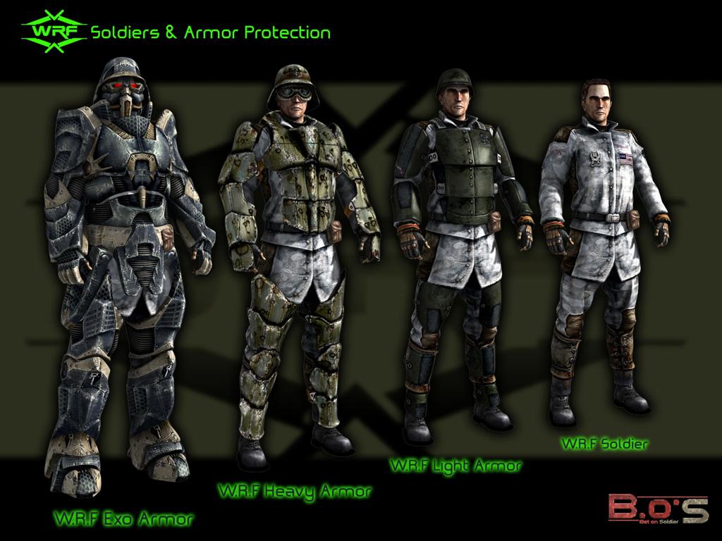 скачать игру Bet On Soldier - фото 3