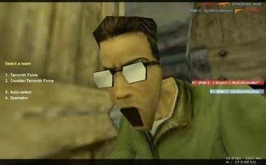 Half-Life: Counter-Strike - Звуковой плагин прикол