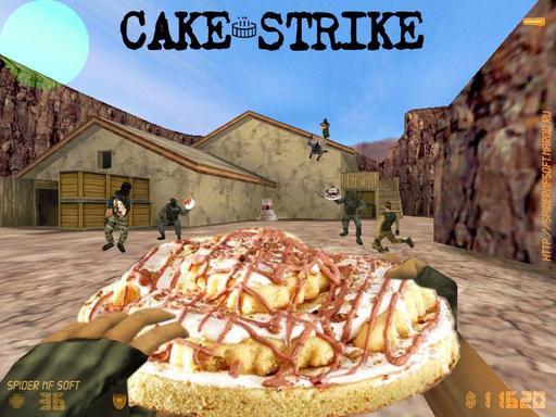 Half-Life: Counter-Strike - Counter-Strike 11 Лет