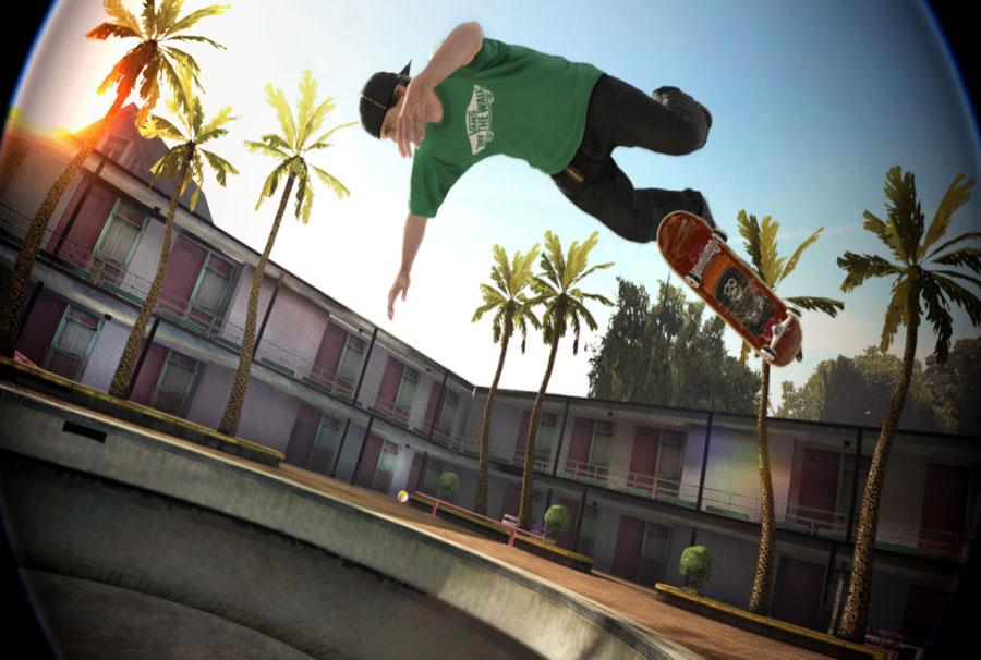 Скачать Игру Skate 2 - фото 11