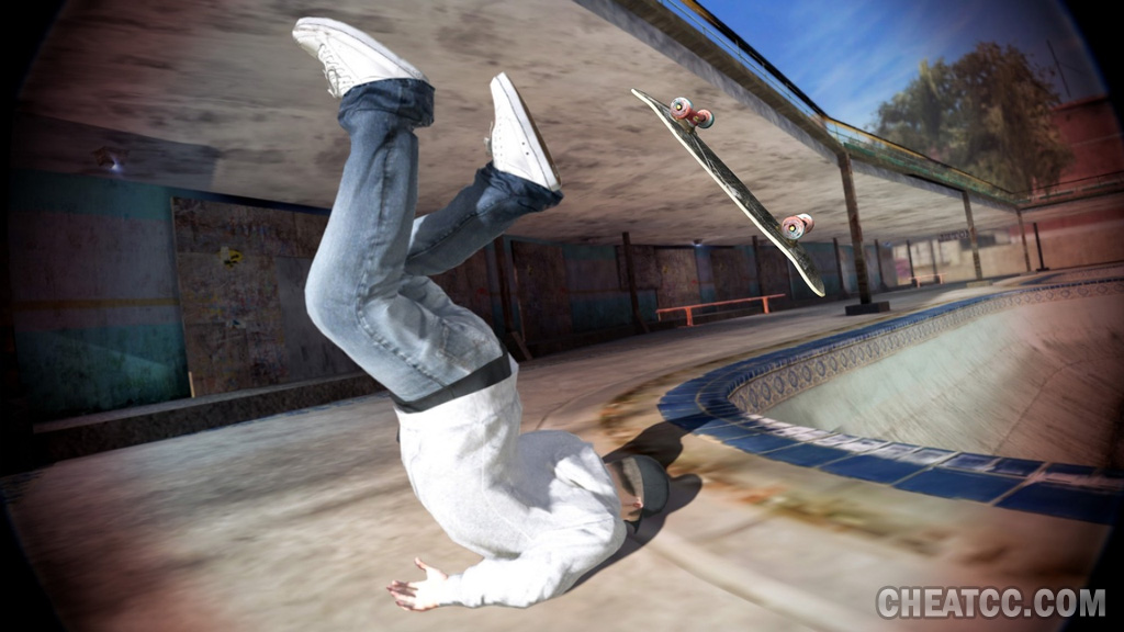 Скачать Игру Skate 2 - фото 8
