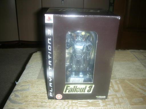 Обзор Fallout 3 Limited Edition